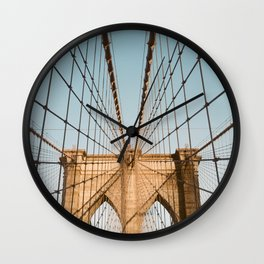 The Brooklyn Wall Clock