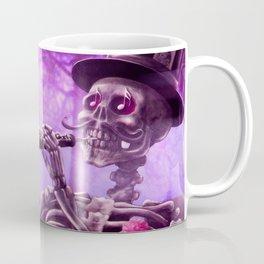 """Move your body!"" - The musician skeleton Coffee Mug"