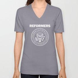 The Reformers Unisex V-Neck