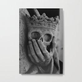 Death at Hand  Metal Print