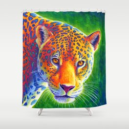 Light in the Rainforest Shower Curtain