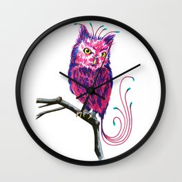 Fantastic Fwooper Wall Clock