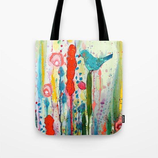 vivant Tote Bag