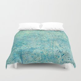 Beautiful, Wounded, Scarred Duvet Cover