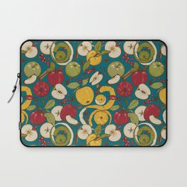 Apples, autumn harvest Laptop Sleeve