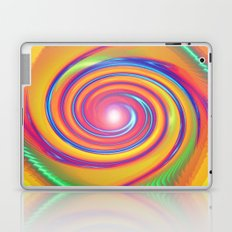 Thoughts Swirled In My Mind Laptop & iPad Skin