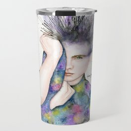 Hidden amongst the stars Travel Mug