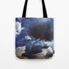 Clouds above Versailles Tote Bag