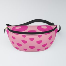 Cute Pink Baby Owl Fanny Pack