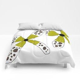 FLOWERY SUSANNE / ORIGINAL DANISH DESIGN bykazandholly Comforters