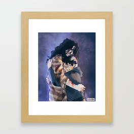 Harry and Sirius Framed Art Print