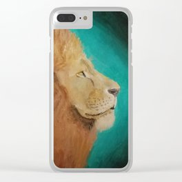 Now You See Me Clear iPhone Case