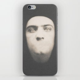 whos that iPhone Skin
