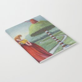Mystic Voyage Notebook