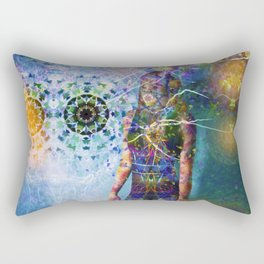 Depth Of Wonder Rectangular Pillow