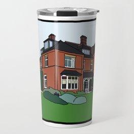 Cambridge struggles: Lucy Cavendish Travel Mug