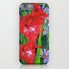 Gladiola's and Echinacea  iPhone 6s Slim Case
