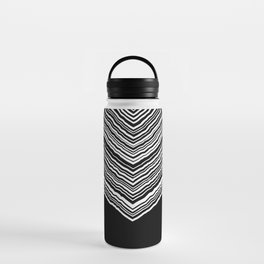 Into the dusk Water Bottle