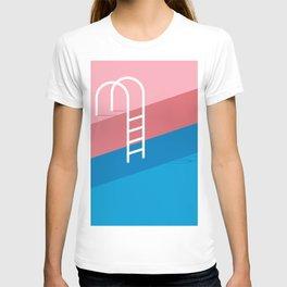 Retro swim - summer vibes T-shirt