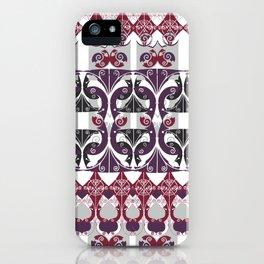 FauxBeaux iPhone Case