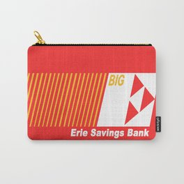 Erie Savings Bank (White) Carry-All Pouch