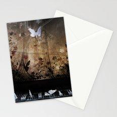 Piandemonium - Piano Rorschach Stationery Cards
