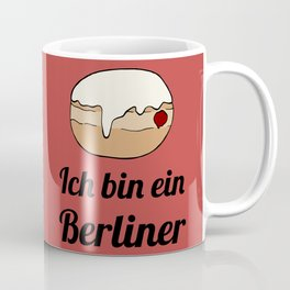 Ich bin ein Berliner Coffee Mug