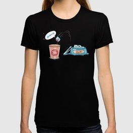 Kamikaze ( Concept Funny illustrations) T-shirt