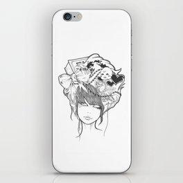Becka iPhone Skin