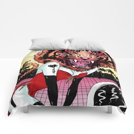 Oh, Tiger! Comforters