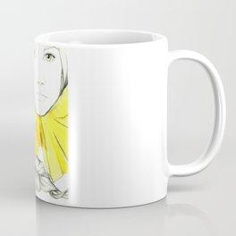 Frill Neck Lady Coffee Mug