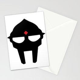 MF Doom - Metal Fingers Daniel Dumile - HIP HOP ICON 775 Stationery Cards