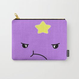 Lumpy princes - Minimalistic Carry-All Pouch