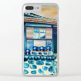 Hansik Clear iPhone Case