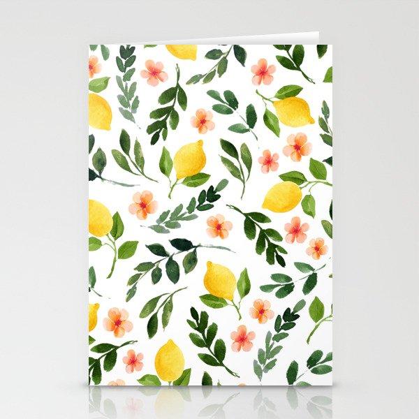 Lemon Grove Stationery Cards