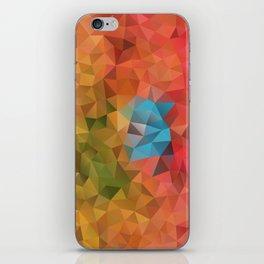 Autumn pattern WND iPhone Skin