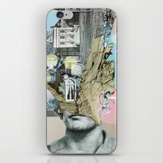 it´s all in your mind · Statue iPhone Skin