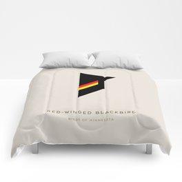 Red-Winged Blackbird Comforters