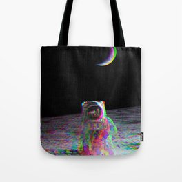 COLORFUL MOONS Tote Bag