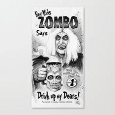 ZOMBO Canvas Print