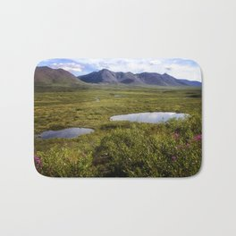 The Alaskan Tundra Bath Mat
