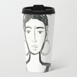 Hair Pin Travel Mug
