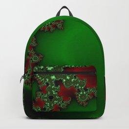 Mandelbrot - Green Backpack