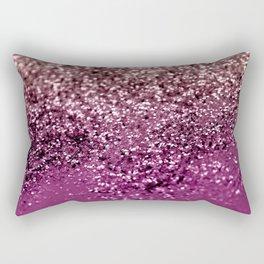 Sparkling BLACKBERRY CHAMPAGNE Lady Glitter #2 #decor #art #society6 Rectangular Pillow