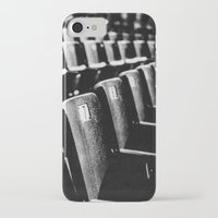 paramore iPhone & iPod Cases featuring Monumentour, 2014 by Danielle Doepke