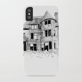 The home in your heart iPhone Case