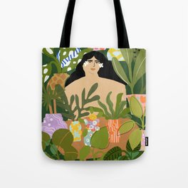 I Need More Plants Tote Bag