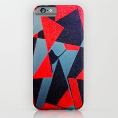 Red and Black Slim Case iPhone 6s