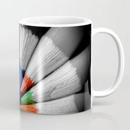 Colour Your Walls Coffee Mug