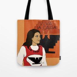 Viva La Causa Tote Bag